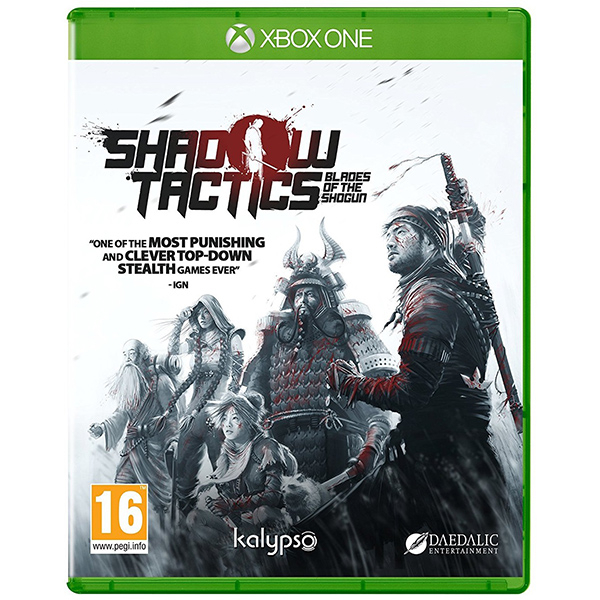 Shadow Tactics: Blades of the Shogun Xbox One