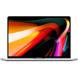"Laptop APPLE MacBook Pro 16"" Retina Display si Touch Bar mvvl2ze/a, Intel Core i7 pana la 4.5GHz, 16GB, 512GB, AMD Radeon Pro 5300M 4GB, macOS Catalina, Silver - Tastatura layout INT"