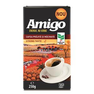 Cafea macinata AMIGO, 250gr