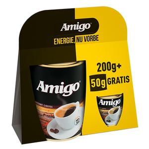 Cafea instant AMIGO Solubila, 200 + 50gr