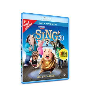 Hai sa cantam Blu-ray + DVD