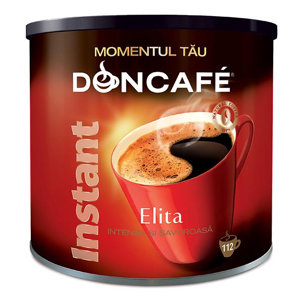 Cafea instant DONCAFE Elita, 200gr