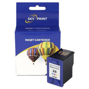 Cartus SKYPRINT SKY-HP 28A-NEW, tricolor