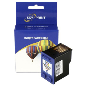 Cartus SKYPRINT SKY-HP 57A-NEW, tricolor