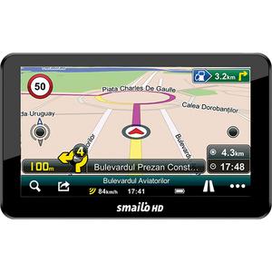 "Sistem de navigatie GPS SMAILO HD7, 7"", Europa"