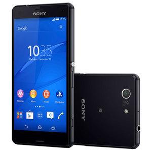 "Telefon SONY Xperia Z3 Compact, 4.6"", 20.7MP, 2GB RAM, microSD, 4G, Wi-Fi, Bluetooth, Black"