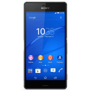 "Telefon SONY Xperia Z3, 5.2"", 20.7MP, 3GB RAM, microSD, 4G, Wi-Fi, Bluetooth, Black"