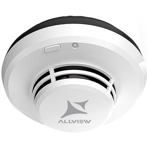 Senzor detector de fum ALLVIEW SIEBOS2003, alb