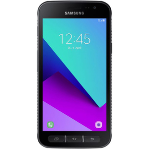 Telefon SAMSUNG Galaxy Xcover 4 16GB, 2GB RAM, Single SIM, Gray