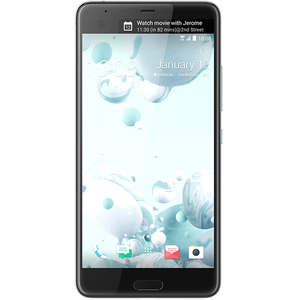 Telefon HTC U Ultra Single SIM 64GB 4GB RAM LTE, Ice White