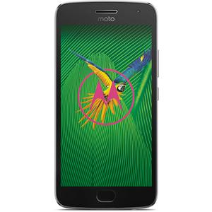 Telefon MOTOROLA G5 Plus, 32GB, 3GB RAM, dual sim, Dark Grey