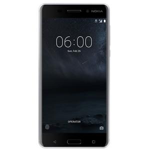 Telefon NOKIA 6, 32GB, 3GB RAM, dual sim, Silver