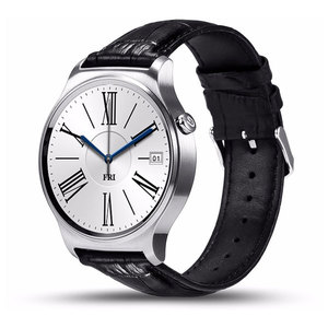 Smartwatch MYRIA Urban MY9500, Android/iOS, piele, Silver