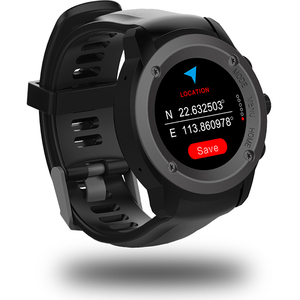 Smartwatch EVOLIO X-Watch Sport, Android/iOS, Black
