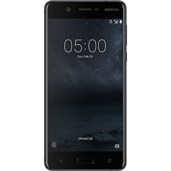 Telefon NOKIA 5, 16GB, 2GB RAM, dual sim, Black