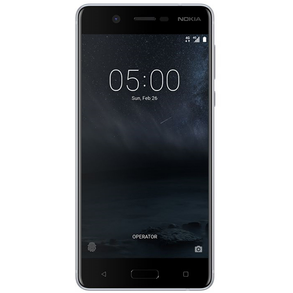 Telefon NOKIA 5, 16GB, 2GB RAM, Dual SIM, Silver