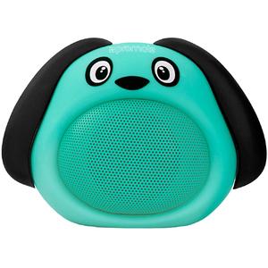 Boxa portabila pentru copii, PROMATE Snoopy, Bluetooth, albastru