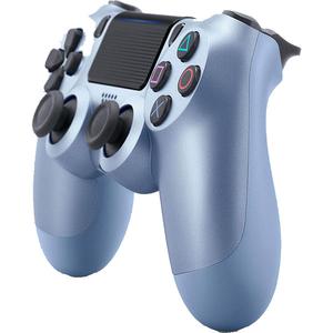 Controller wireless SONY PlayStation DualShock 4 V2, Titan Blue