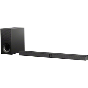 Soundbar subtire 2.1 SONY HT-CT290, 300W, subwoofer wireless, Bluetooth,Negru
