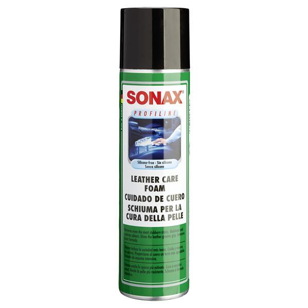 Spray Profiline pentru curatarea suprafetelor de piele SONAX SO289300, 0.4l