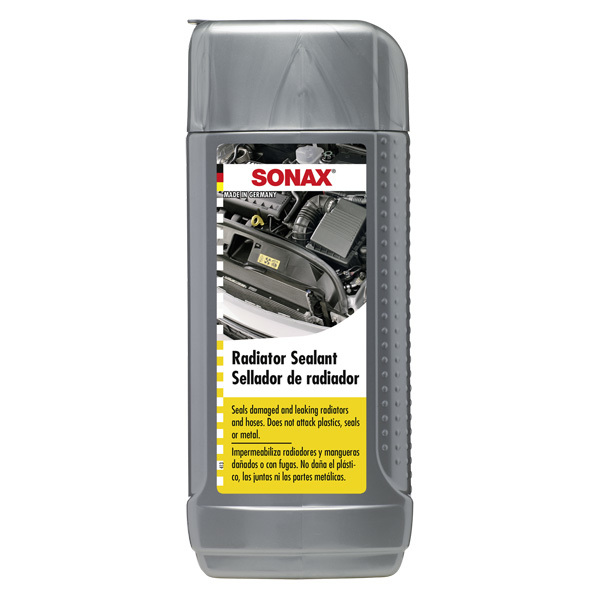 Solutie antiscurgere radiator SONAX SO442141, 0,25l