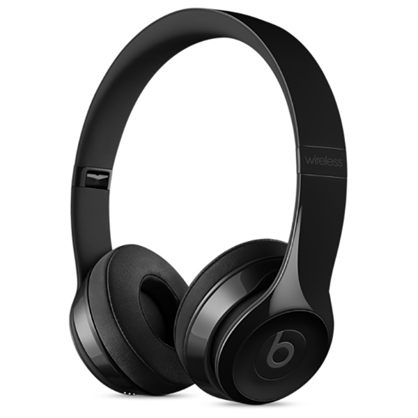 Casti BEATS Solo3, Bluetooth, On-Ear, Microfon, gloss negru