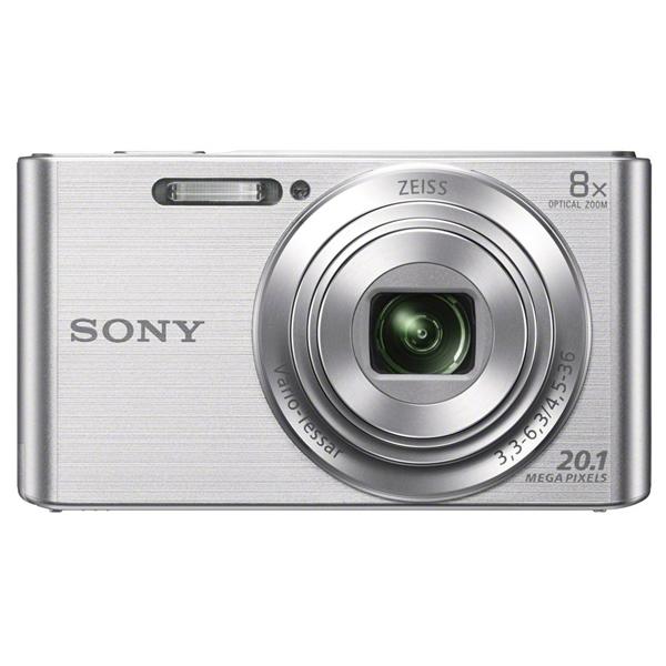 Camera foto digitala SONY DSC-W830, 20.1 MP, argintiu