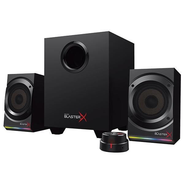 Boxe CREATIVE Sound BlasterX Kratos S5, 2.1, 60W, negru