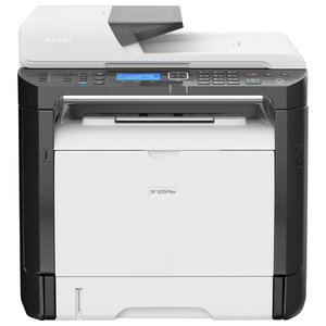 Multifunctional laser monocrom RICOH SP 325SFNw, A4, USB, Wi-Fi