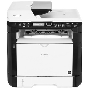 Multifunctional laser monocrom RICOH SP 377SFNwX, A4, USB, Wi-Fi