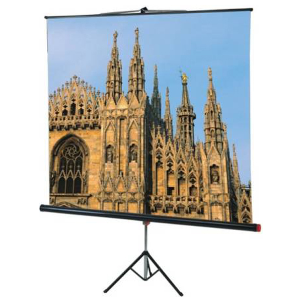 Ecran de proiectie SOPAR Tripod Junior, 200 x 200 cm