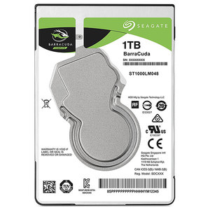 Hard Disk laptop Seagate BarraCuda Guardian 1TB, 5400RPM, SATA3, 128MB, ST1000LM048