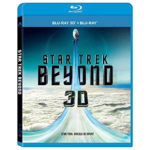 Star Trek: Dincolo de infinit Combo Blu-ray 3D + 2D