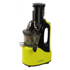 Storcator fructe si legume OURSSON JM7002/GA, 1l, 240W, 1 treapta viteza, verde