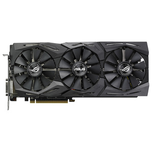 Placa video ASUS AMD Radeon RX 580, 8GB GDDR5, STRIX-RX580-O8G-GAM