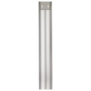 Suport acoperire cabluri HAMA 83160, 100cm, argintiu