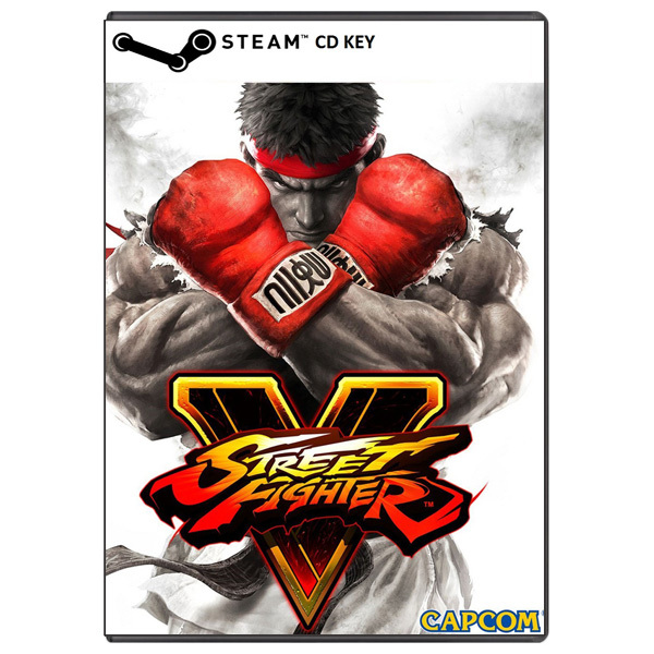 Street Fighter V CD Key - Cod Steam