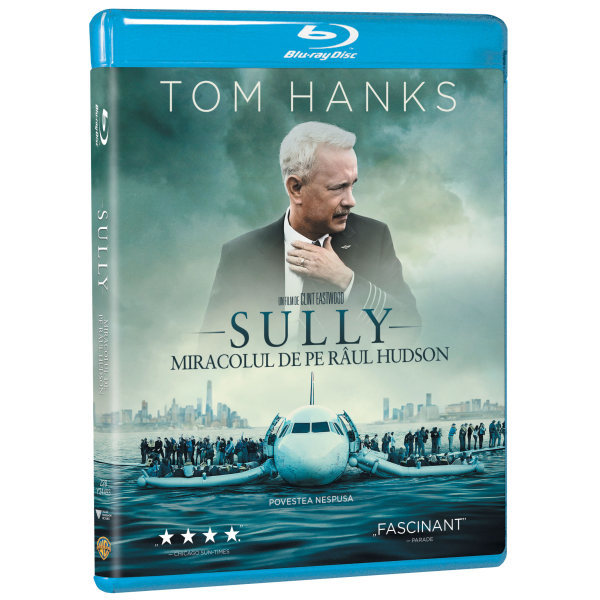 Sully: Miracolul de pe raul Hudson Blu-ray