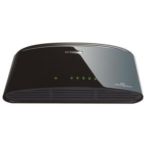 Switch D-LINK DES-1005D, 5 porturi, negru