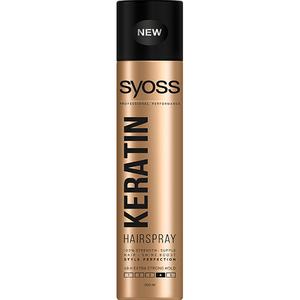 Fixativ SYOSS Keratin Style Perfection, 300ml