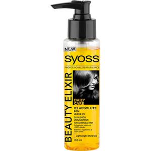 Ulei pentru par Syoss Beauty Elixir Absolute Oil, 100ml