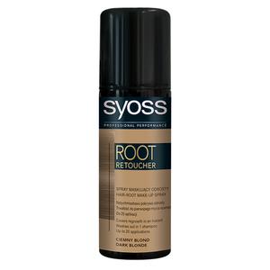 Vopsea de par SYOSS Root Retoucher, Dark Blond, 120ml