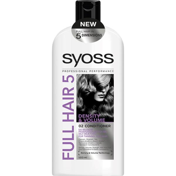 9d79074c4b Balsam de par SYOSS Full Hair 5