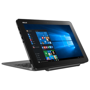 "Laptop 2 in 1 ASUS Transformer Book T101HA-GR001T, Intel® Atom™ x5-Z8350 pana la 1.92GHz, 10.1"", 2GB, eMMC 32GB, Intel® HD Graphics 400, Windows 10"