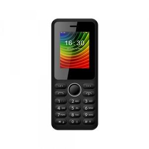 Telefon mobil E-BODA Freeman T120, 32MB RAM, 2G, dual sim, Negru