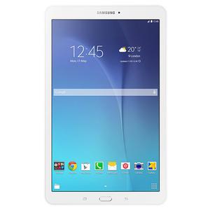 "Tableta SAMSUNG Galaxy Tab E T561, Wi-Fi + 3G, 9.6"", Quad Core T-Shark2 1.3GHz, 8GB, 1.5GB, Android, alb"