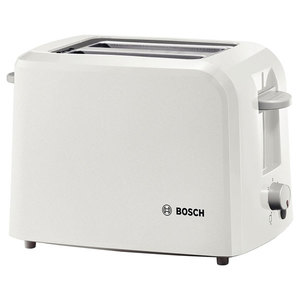 Prajitor de paine BOSCH CompactClass TAT3A011, 825-980W, Alb