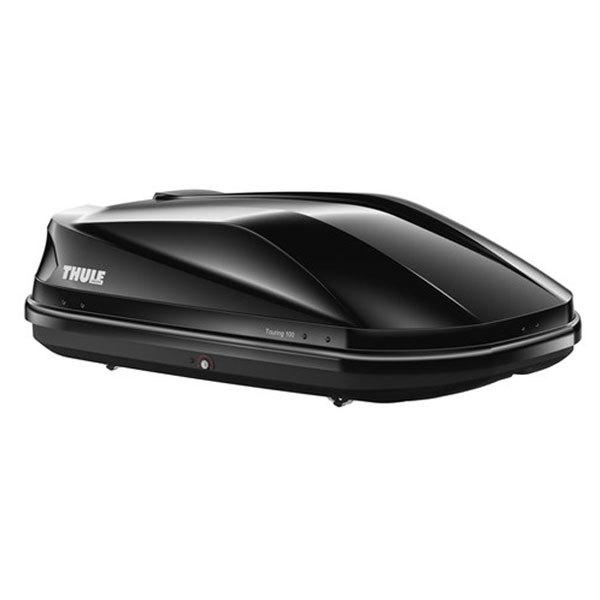 Portbagaj plafon THULE Touring S100 TA634101, 330l, negru metalic
