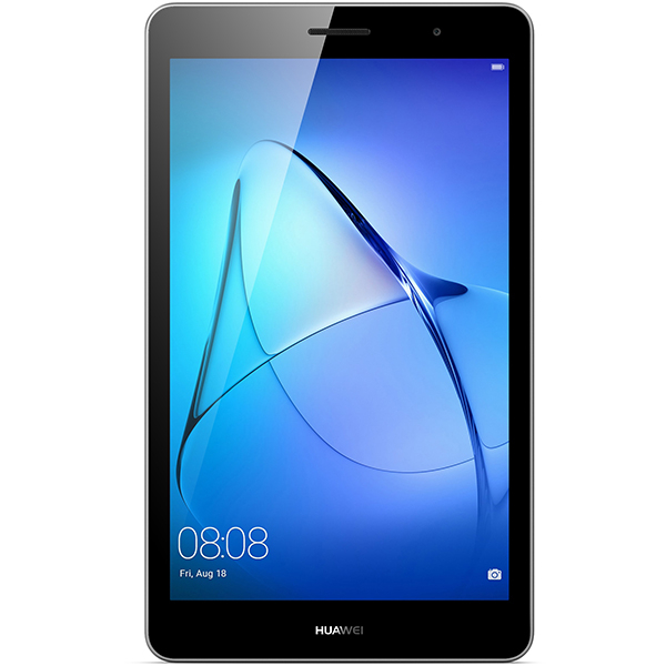 "Tableta HUAWEI T3, Wi-Fi, 8.0"", Quad Core Snapdragon 425 MSM8917, 16GB, 2GB, Android 7.0, Black"