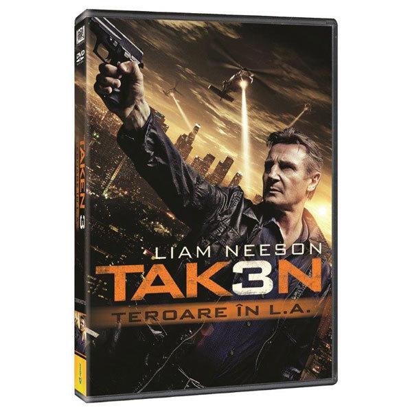 Taken 3: Teroare in L.A. DVD